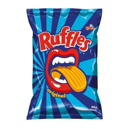 Batata Frita Elma Chips Ondulado Original Ruffles 96G