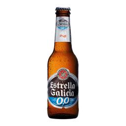 Cerveja Sem Álcool Estrella Galicia Lager 250 mL