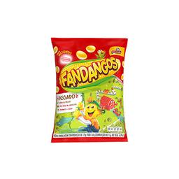 Salgadinho Fandangos Sabor Presunto Elma Chips 164G