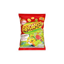 Salgadinho Fandangos Sabor Presunto Elma Chips 59G