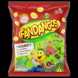 Salgadinho de Milho Presunto Elma Chips Fandangos Pacote 55 g