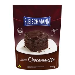 Mistura Para Bolo Chocomousse Fleischmann 450 g