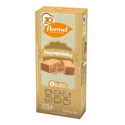 Paçoca Flormel 3 Unidades 60 g