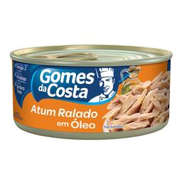 Atum Ralado Em Óleo Gomes Da Costa 170 g