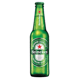 Cerveja Heineken Premium Pilsen Lager 330 mL
