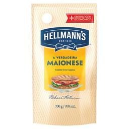 Maionese Hellmanns Sachê 700 g