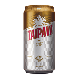 Cerveja Itaipava Mainstream American Lager 269 mL