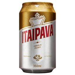 Cerveja Itaipava Lager 350 mL