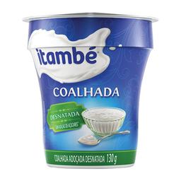 Iogurte Desnatado Itambé Coalhada 130 g
