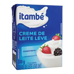 Creme De Leite Fresco Itambé 200 g