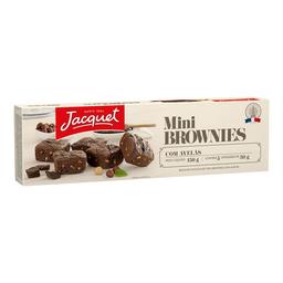 Mini Brownie De Chocolate Com Avelã Jacquet 150 g