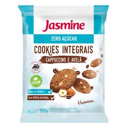 Cookie Cappuccino E Avelã Jasmine 150 g