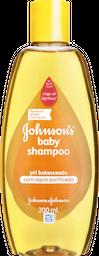 Shampoo Infantil Johnson's Baby Original 200 mL