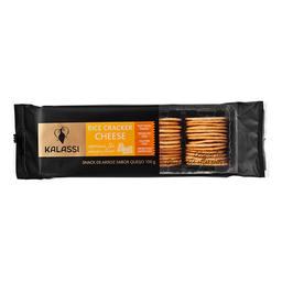 Biscoito De Arroz De Queijo Kalassi 100 g