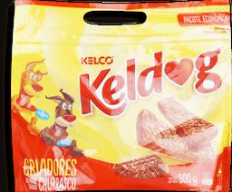 Bifinho Para Cachorro Adulto Keldog Sabor Churrasco 500 g