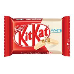 Mini Barra De Chocolate Branco Kit Kat 41,5G
