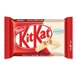 Mini Barra De Chocolate Branco Kit Kat 41,5G