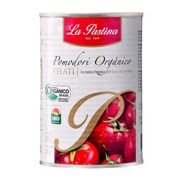 Tomate Pelado Orgânico La Pastina 400 g