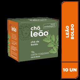 Chá Leão Boldo - 10 Sachês
