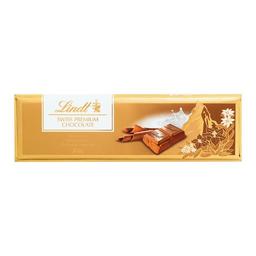 Barra De Chocolate Ao Leite Lindt Swiss Premium 300 g