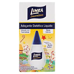 Adoçante Líquido Sucralose Linea 75 mL
