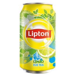 Chá Ice Tea De Limão Lipton 340 mL