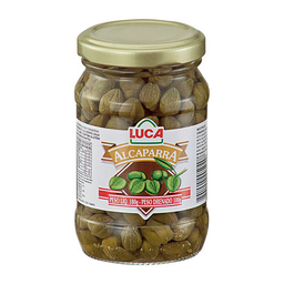 Alcaparra Em Conserva Luca 100 g