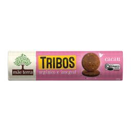 Biscoito Orgânico E Integral Cacau Mãe Terra Tribos 130 g
