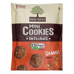 Cookie Orgânico Granola E Mel Mãe Terra 120 g