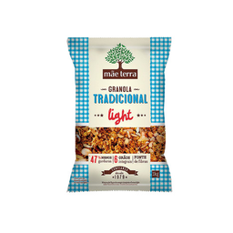 Granola Light Integral Mãe Terra 1000 g