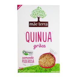 Quinoa Branca Orgânico Mãe Terra 250 g