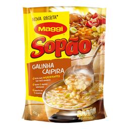 Sopa De Galinha Caipira Maggi 200 g