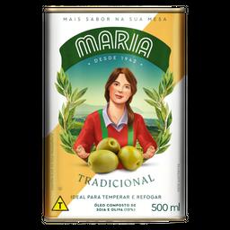 Óleo De Oliva Maria 500 mL