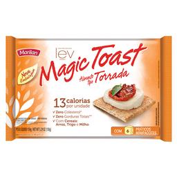 Torrada Salgada Integral Marilan Magic Toast 150 g