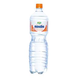 Água Mineral Com Gás Minalba 1,5 Litros