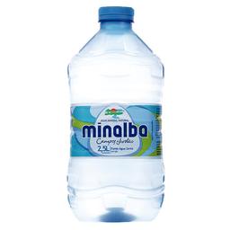 Água Mineral Sem Gás Minalba 2,5 Litros