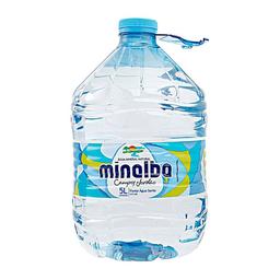 Água Mineral Sem Gás Minalba 5 Litros