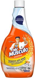 Desengordurante Mr Músculo Laranja Cozinha 500 mL