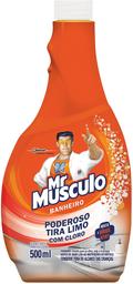 Limpa Limo Mr Músculo Refil 500 mL