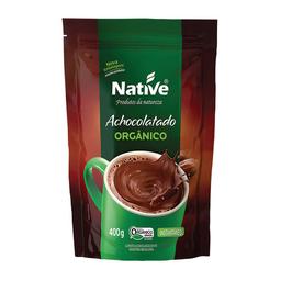 Achocolatado Orgânico Em Pó Instantâneo Native 400 g
