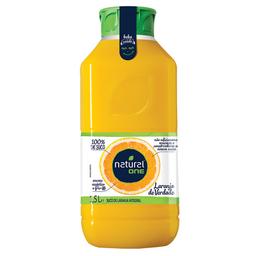 Suco De Laranja Integral Natural One 100% Suco 1,5 Litros