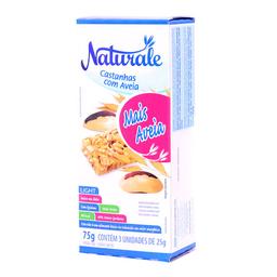 Barra De Cereal Sabor Castanha Naturale 3 Unidades