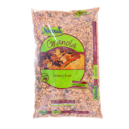 Granola Light Com Cereais E Frutas Naturale 1Kg