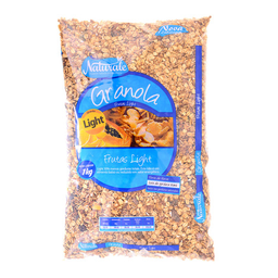 Granola Light Com Frutas Naturale 1Kg