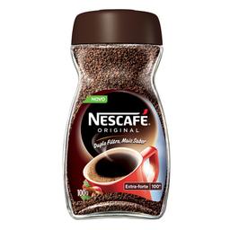 50% de DESCONTO na 2 UND Café Solúvel Granulado Nescafé Origina