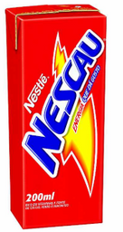 Bebida Láctea De Chocolate Nescau 200 mL