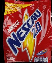 Achocolatado Em Pó Chocolate Nescau 2.0 800 g