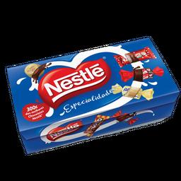 Caixa De Bombom Sortido Nestlé Especialidades 300 g