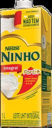 Leite Integral Uht Tipo A Nestlé Ninho 1 Litro