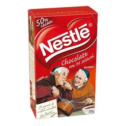 Achocolatado Em Pó Chocolate Nestlé 200 g